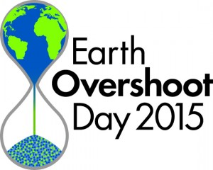 #EarthOvershootDay: Abbiamo esaurito le risorse del Pianeta per il 2015