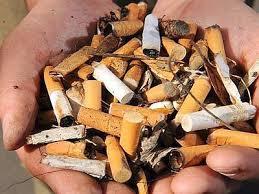 Vietato fumare nei pressi dell'Università