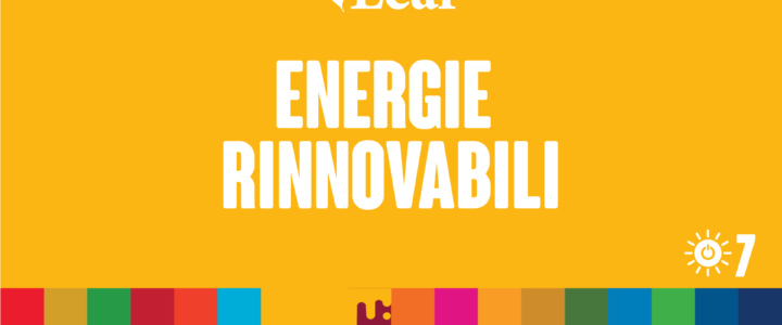 Energie rinnovabili – Obiettivo 7
