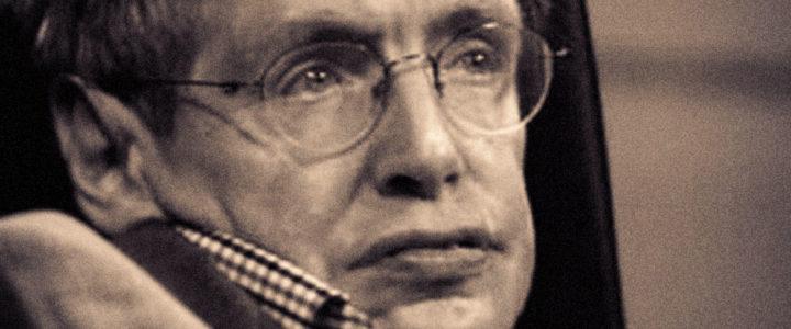 Ci ha abbandonato Stephen Hawking